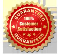 Sertus guarantees customer satisfaction