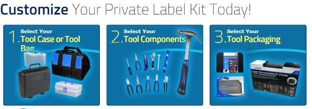 Private Label Tool Kits