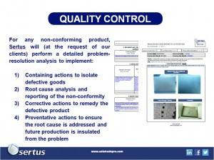 China Procurement Quality Control