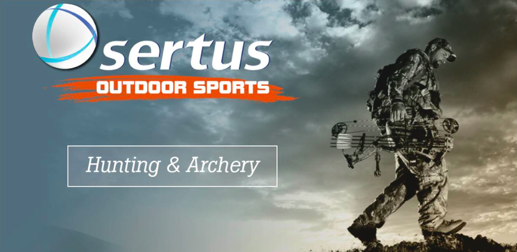 Archery and Hunting Trends and Product Development Opportunities for Smart Wholesalers and Retailers